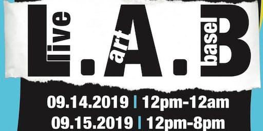 "The L.A.B ""The 1st Long Island Live Art Basel"