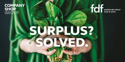 Doing Good with Your Food and Drink Surplus