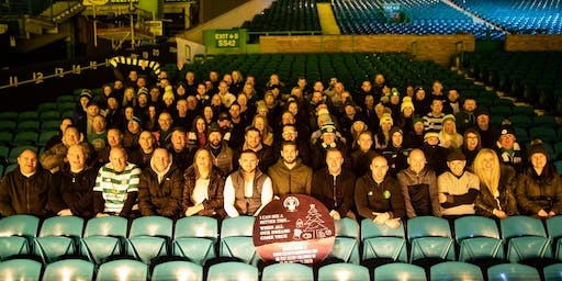 Celtic Sleep Out, Glasgow 2019