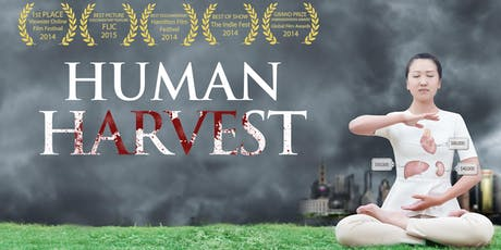 "Film Screening ""Human Harvest"" with Vietnamese Language + Q&A tickets"