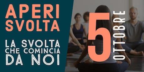Aperisvolta 2019 - Quarta Edizione!!! biglietti