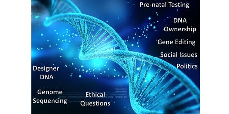Is Ignorance Bliss? The Ethics of Gene Editing and Sequencing tickets
