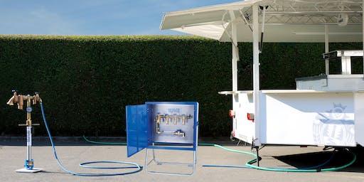 BEULCO Roadshow - mobile Trinkwasserversorgung (Attendorn)