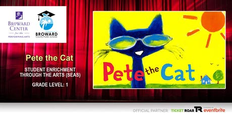 Pete the Cat tickets