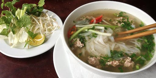 Lunch 'n' Learn: Chicken Pho