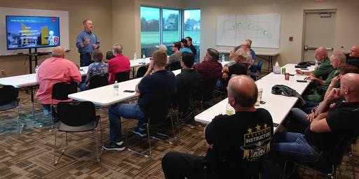 Church Safety Networking Meeting - Pasco