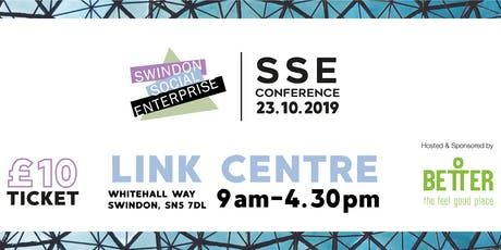Swindon Social Enterprise Conference 2019 tickets
