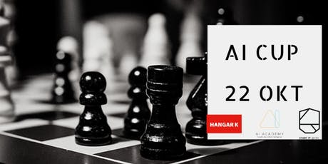 AI cup 2019 by Hangar K, AI Academy & Start it @KBC tickets