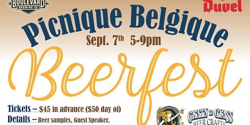 Picnique Belgique Festival