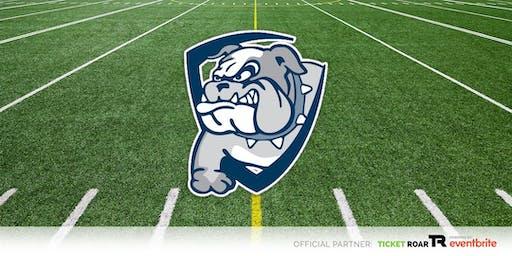 Gonzaga Prep vs Coeur d'Alene Varsity Football