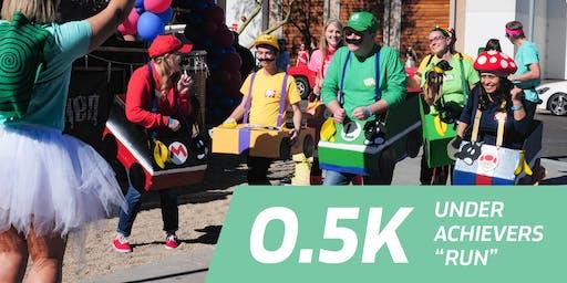 "0.5K: The Ultimate Underachievers ""Run"""