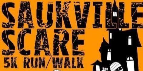 2019 Saukville Scare 5K Run/Walk
