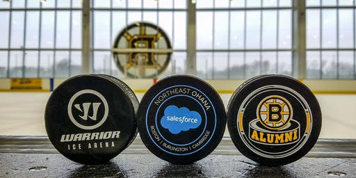 Light the Night with the Boston Bruins Alumni & Team Salesforce