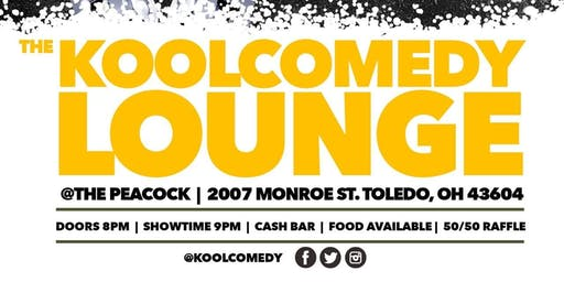 """The KOOLCOMEDY Lounge"""