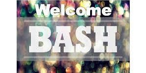 Welcome Bash Volunteers