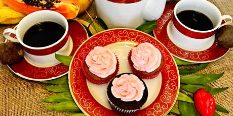 Sweet Homage Pop-up & Caribbean Afternoon Tea tickets