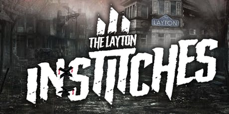 The Layton in Stitches presents.....Black Eddy & Guests tickets