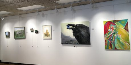 AUGUST ART SHOW AT THE GRID tickets