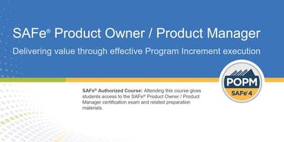 SAFe® Product Owner/Product Manager Certification Training in Boston, MA