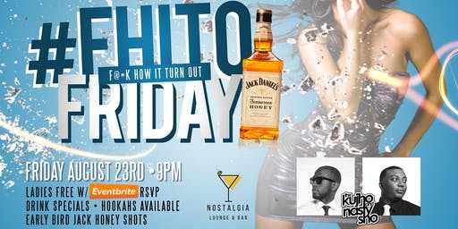 KaNS presents #FHITO Friday