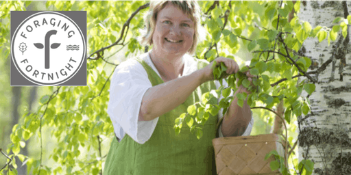 Living off the Land - 'a taste of the wild' - evening of insight and flavour with Eva Gunnare