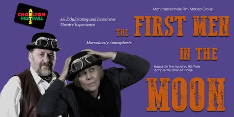 The First Men In The Moon tickets