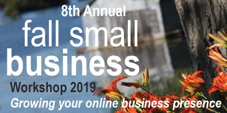 8th Annual Fall Small Business Workshop tickets