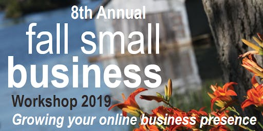 8th Annual Fall Small Business Workshop
