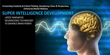 YOUR NEXT BREAKTHROUGH - Super Intelligence Development for Adults tickets