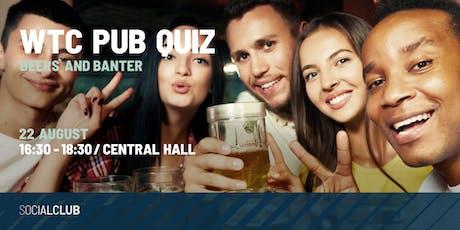WTC Pub Quiz #2208 tickets