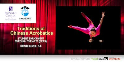 Traditions of Chinese Acrobatics