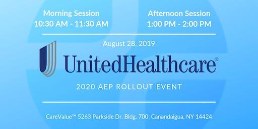 UnitedHealthcare 2020 AEP Rollout Event