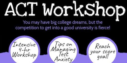 ACT Prep Workshop: Preparing for College