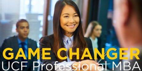 UCF Professional MBA Info Session 9/19/19