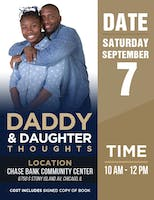 I Want to Understand You: Daddy & Daughter Discussion & Book Signing