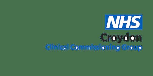 NHS Croydon CCG Annual General Meeting
