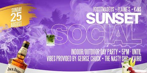 Sunset Social presented by KaNS & iGotItMade