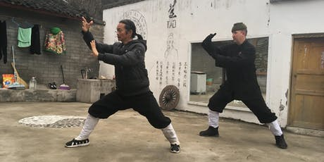 Taoist Meditation with Master Gu tickets