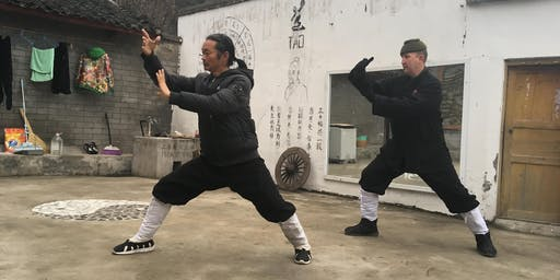 Taoist Meditation with Master Gu