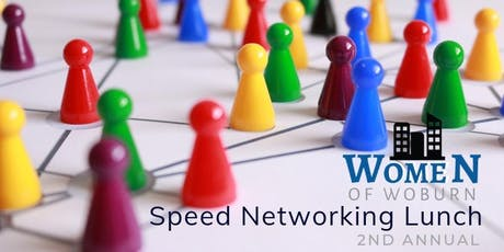 Speed Networking with the Women of Woburn tickets