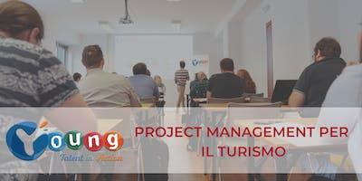Corso gratuito di Project Management per il Turismo | Young Talent in Action 2019 | Mestre