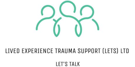 Lived Experience Trauma Support Talk with Michael Byrne tickets