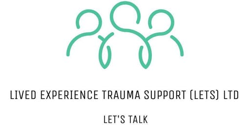 Lived Experience Trauma Support Talk with Michael Byrne