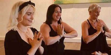 August Full Moon Cacao & Reiki Ceremony with Crystal Sound Healing  tickets