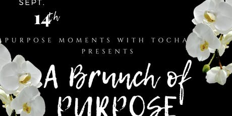 Let's talk SIS. A Brunch of Purpose  tickets