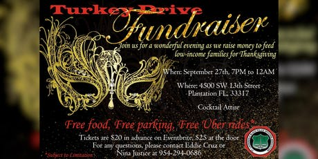Turkey Drive Fundraiser  tickets