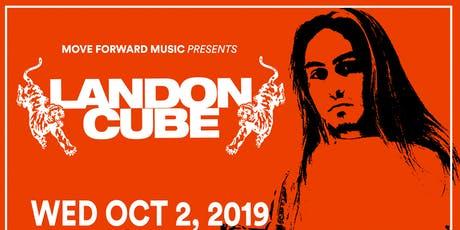 Landon Cube tickets