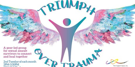 Triumph Over Trauma tickets