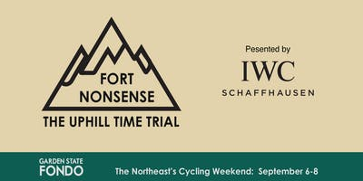Fort Nonsense Uphill Time Trial presented by IWC Schaffhausen