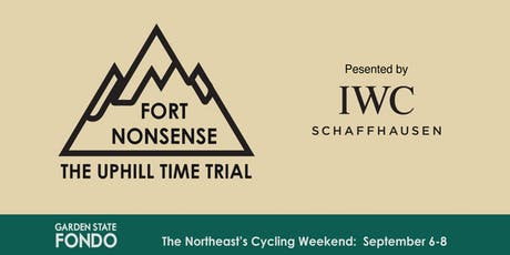 Fort Nonsense Uphill Time Trial presented by IWC Schaffhausen tickets